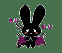 Devi bunny sticker #687403