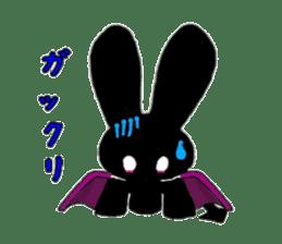 Devi bunny sticker #687408