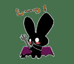 Devi bunny sticker #687410
