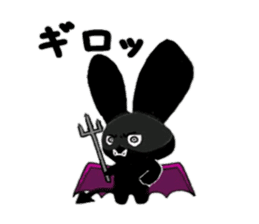Devi bunny sticker #687413