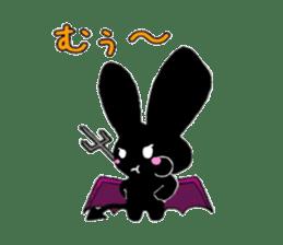 Devi bunny sticker #687420