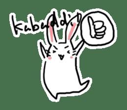 Kabaddi rabbit sticker #687775
