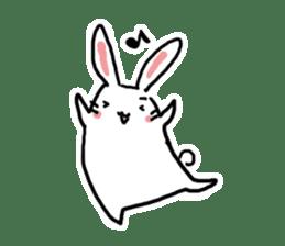 Kabaddi rabbit sticker #687785