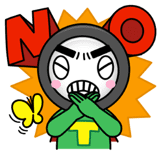 Tire-Korokoro-Man sticker #688251
