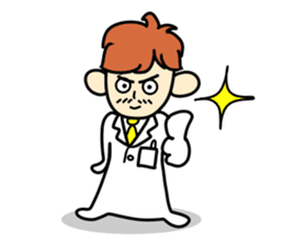 Come on Dr. A ! sticker #689796