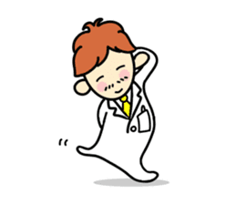 Come on Dr. A ! sticker #689797