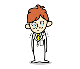 Come on Dr. A ! sticker #689801