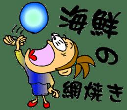 Fortune-teller Riepon sticker #690020