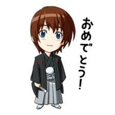 Miracle Train Ekimen&Tokugawa sticker #695790