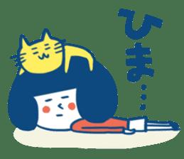 Mina and Kaodeka sticker #695994