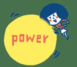 Mina and Kaodeka sticker #696001