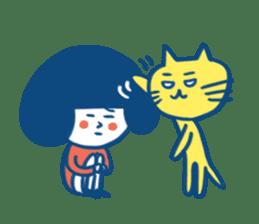 Mina and Kaodeka sticker #696005