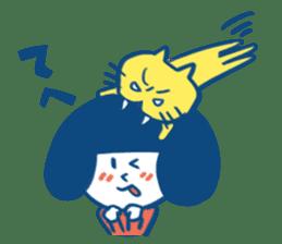 Mina and Kaodeka sticker #696006