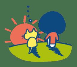Mina and Kaodeka sticker #696009