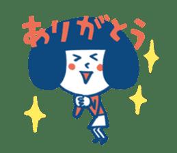 Mina and Kaodeka sticker #696011
