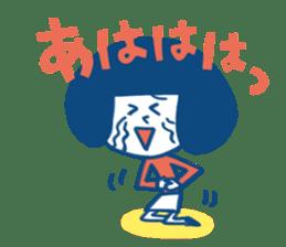 Mina and Kaodeka sticker #696015