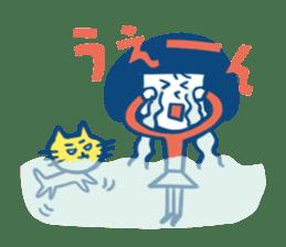 Mina and Kaodeka sticker #696022