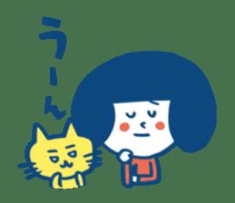 Mina and Kaodeka sticker #696023