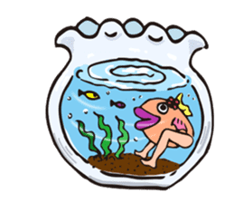 Son of Fish sticker #696167