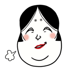 OKAME-dono sticker #696560