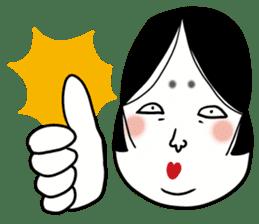 OKAME-dono sticker #696566