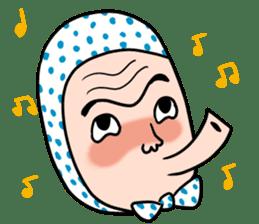 OKAME-dono sticker #696576