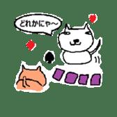 Salty Cat sticker #696913