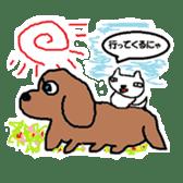 Salty Cat sticker #696931