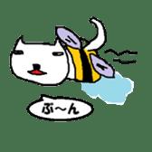 Salty Cat sticker #696932