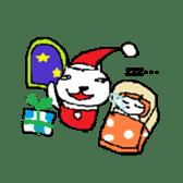 Salty Cat sticker #696935