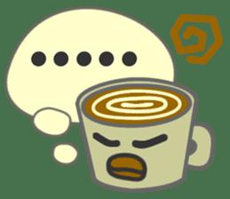 Cafe retron! sticker #697780