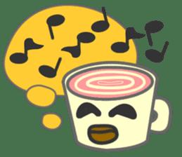 Cafe retron! sticker #697781