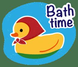 Little Matryoshka sticker #698200