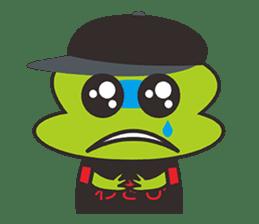 Wasabi Boy sticker #698233