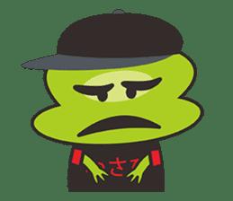 Wasabi Boy sticker #698235