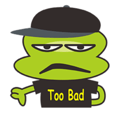 Wasabi Boy sticker #698240