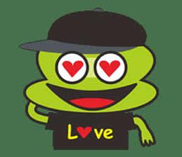 Wasabi Boy sticker #698247