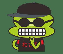 Wasabi Boy sticker #698255