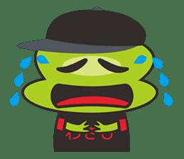 Wasabi Boy sticker #698256