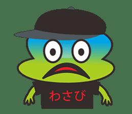 Wasabi Boy sticker #698262
