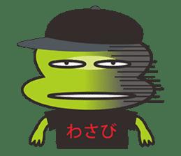 Wasabi Boy sticker #698269