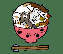 chimaneko sticker #698308