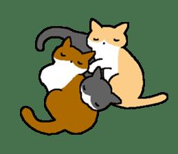 chimaneko sticker #698310