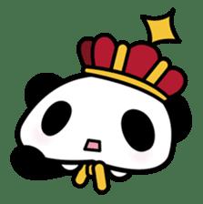 King PANDA sticker #698831