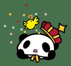 King PANDA sticker #698833
