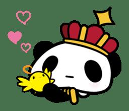 King PANDA sticker #698834