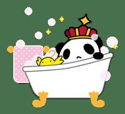 King PANDA sticker #698838