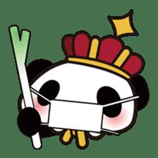 King PANDA sticker #698839