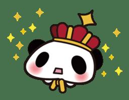 King PANDA sticker #698840