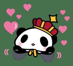 King PANDA sticker #698845